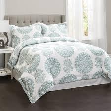 4 piece comforter set throughout evelyn medallion lush decor lushdecor com prepare 14