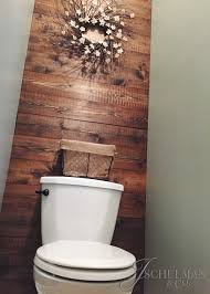 Accent Wall Bathroom Diy Wood Panel Bathroom Accent Wall E2 80 93 J Schulman Co Pallet