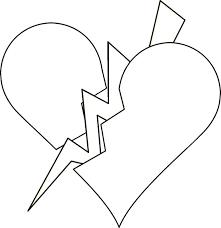 Heart Coloring Sheet Predragterziccom