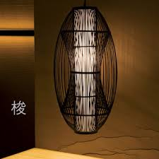 get ations natural home naturebamboo shuttle original design bamboo pendant lamps new chinese teahouse bamboo chandelier