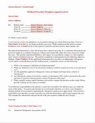 Letters Of Appeal Medicare Appeal Letter For Medical Necessity Hellojames Me