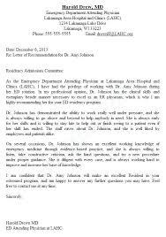 Letter Of Recommendation For Medical Doctor Resume Recommendation Letter Medical Doctor Inside Sample Medical