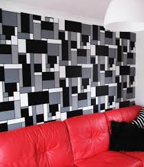 Gallery And Black Red For Bedroom Images