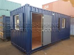container office building. Open Door Office Unit Container Building I