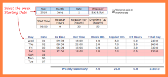4+ Timesheet Calculator With Breaks | Marital Settlements Information