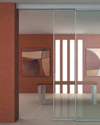 sliding glass door partition