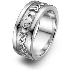 Men S Celtic Wedding Rings