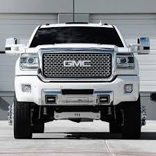 2018 gmc lifted trucks. contemporary 2018 white denali hd and 2018 gmc lifted trucks