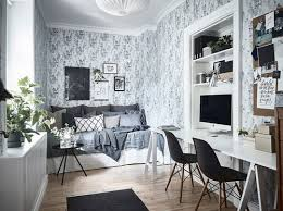 designs ideas home office. Victorian Home Office With A Stylish Wall Design And Built-in Desk Shelving.Photo By Entrance Fastighetsmäkleri - Discover Designs Ideas