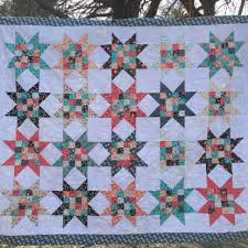 Nine Patch Star Quilt   Quiltsby.me & Nine Patch Star Quilt Adamdwight.com