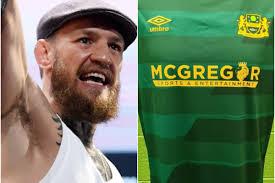 UFC star Conor McGregor's company McGregor Sports and ...