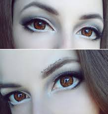 anese eye makeup eye makeup for big eyes anime makeup a tutorial showing how to make