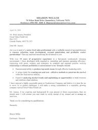 Sample Job Resume Cover Letter Adriangatton Com