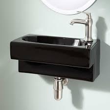 Bathroom Sink Material Hanser Wall Mount Bathroom Sink Bathroom