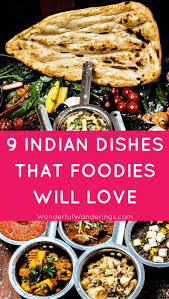 9 of the most por indian dishes