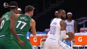 Los Angeles Lakers vs Dallas Mavericks Highlights 1st Half | 2020-21 NBA  Season - YouTube