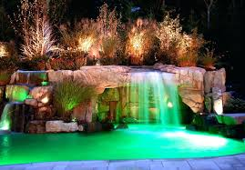 inground pools with waterfalls and slides. Inground Pools With Waterfalls Waterfall Grotto Pool Design Slide . And Slides Y