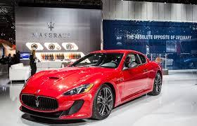 Maserati Auto Designer Maserati Introduces Made To Measure Interiors Styled By