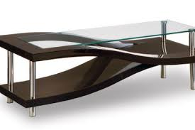 centre table with glass top for living