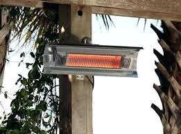 overhead outdoor heaters enigma wall mounted patio heater ceiling propane