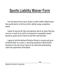 Yoga Liability Waiver Template Form Lovely Forms Free Word Lien Simple Liability Waiver Template Word