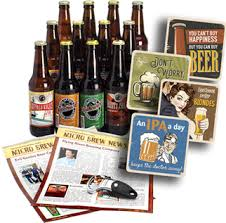 12 world cl craft beers 12 oz beers 4 diffe styles 2 from each craft brewery 3 beers each cans featured 3x per year