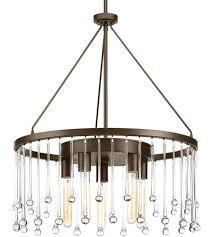 progress p400007 020 sway 5 light 23 inch antique bronze chandelier ceiling light design series