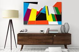 Tableau abstrait : vente de tableaux abstraits pop art, décoration ...