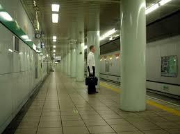 empty subway train. Perfect Empty Empty Subway Station Tokyo And Empty Subway Train A