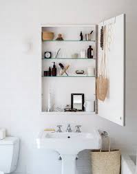 a well placed in a medicine cabinet photograph by matthew williams for the