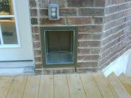 dog door through wall best dog doors our s images on dog dog doors for brick dog door through wall wall installation