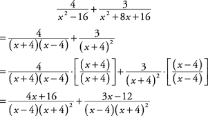 adding subtracting rational expressions like adding and subtracting rational expressions