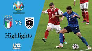 ไฮไลท์ฟุตบอลยูโร 2020 รอบ 16 ทีม อิตาลี พบ ออสเตรีย - ดูบอลสดออนไลน์ -  ผลบอล - ตารางบอล
