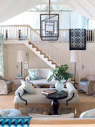 Ocean Living Room Seaside Chic Hgtv