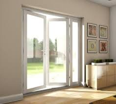 Single patio doors Full Glass French Andresovalleinfo French Doors Exterior With Side Windows Single Patio Doors Single