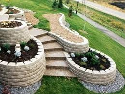 Small Picture 151 best retaining walls images on Pinterest Walls Landscaping