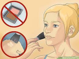 image led fix a fake tan step 2