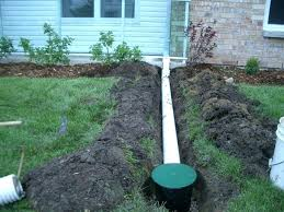 how to control water runoff large size of drainage away from house yard contractors products a33