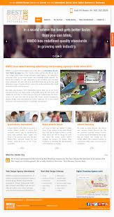 Best Web Design Firms 2015 Best Web Design Outsourcing Competitors Revenue And