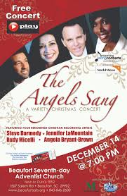 Christmas Concert Poster Sample Christmas Posters Misc Graphics Morning Song Concerts