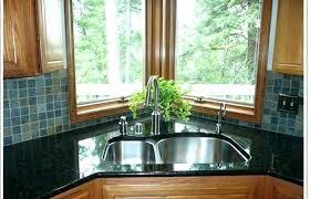 Corner Kitchen Sink Design Ideas Sinks For Kitchens Butterfly Small Enchanting Kitchen Designs With Corner Sinks
