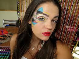 indian halloween makeup ideas