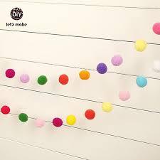 How To Make Fluffy Decoration Balls Let's Make 100pcs 100cm Plush Ball multicolor Balls Fluffy Balls 52