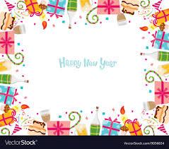 new year new year bingges border free borders clip art and frames freenew medium