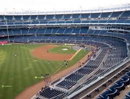 Yankee Stadium Seating Chart Football Games Yankee Stadium Terrace Level 331 Seat Views Seatgeek