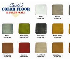 colored concrete floors. Color Chart · Colored Concrete Thumbnails Floors A