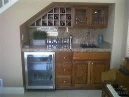 basement wet bar under stairs. A Finishing Basement Reconstruction To Increase Your Home Value Construction, Wall #basement #remodeling #bar Wet Bar Under Stairs H