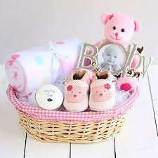 image is loading deluxe new baby gift basket newborn baby