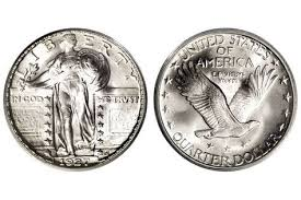 State Quarter Value Chart This Is How Much Your Standing Liberty Quarter Is Worth