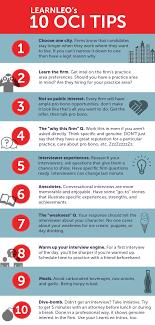 preparing for interviews learnleo s oci tips preparing for interviews learnleo s 10 oci tips